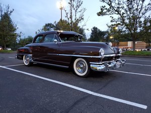 1952 Chrysler Saratoga - Lot 973