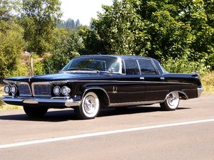 1962 Chrysler Imperial Crown 413 V-8 and Auto Trans $27.5k For Sale