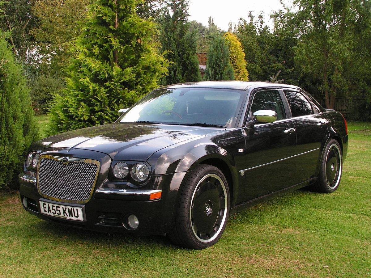 2005 chrysler 300c brabus hemi V8 auto. 22 inch alloys. For Sale (picture 1 of 6)