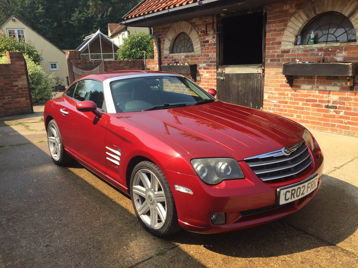 2004 Chrysler Crossfire  For Sale (picture 1 of 5)