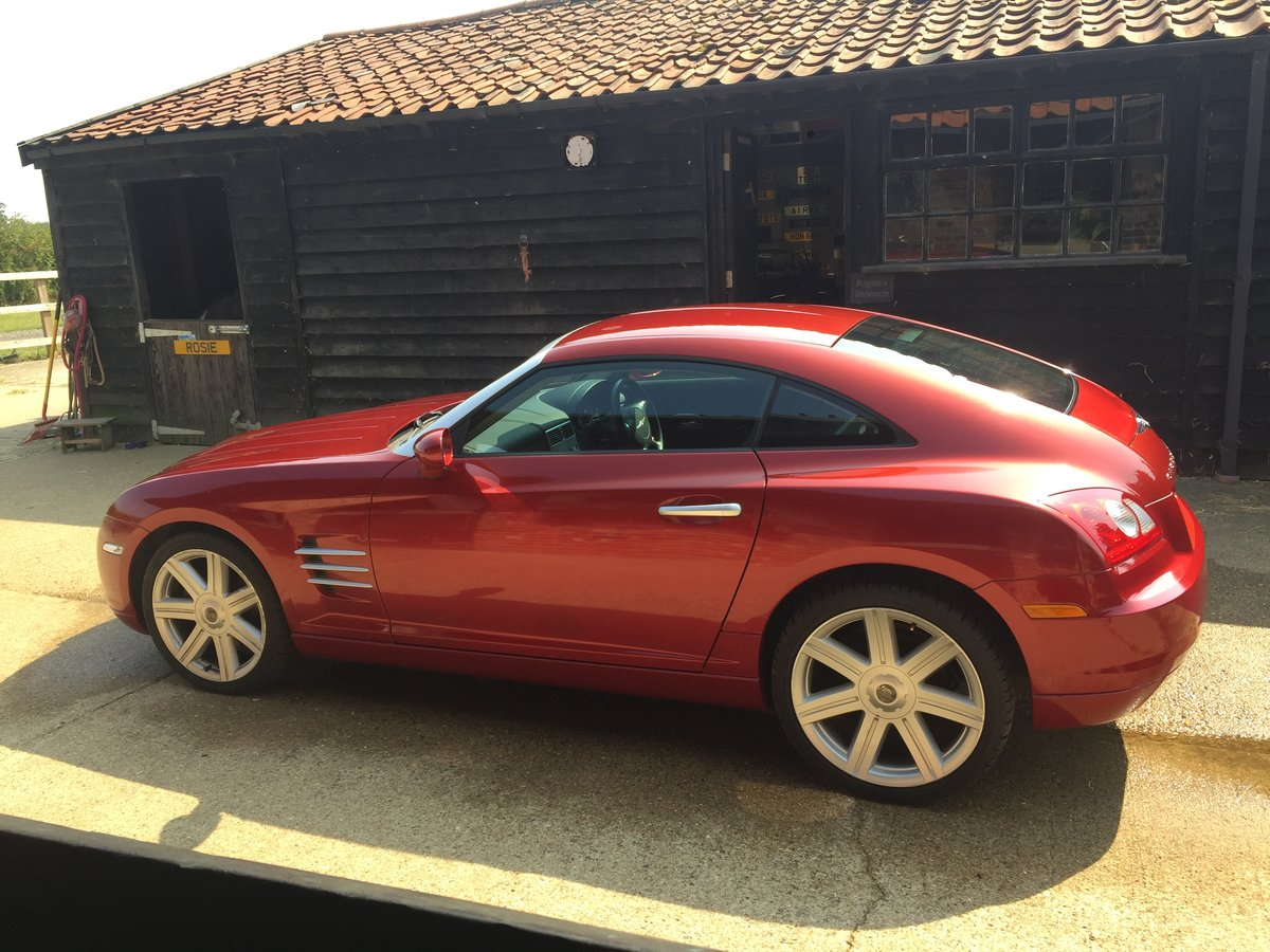 2004 Chrysler Crossfire  For Sale (picture 3 of 5)