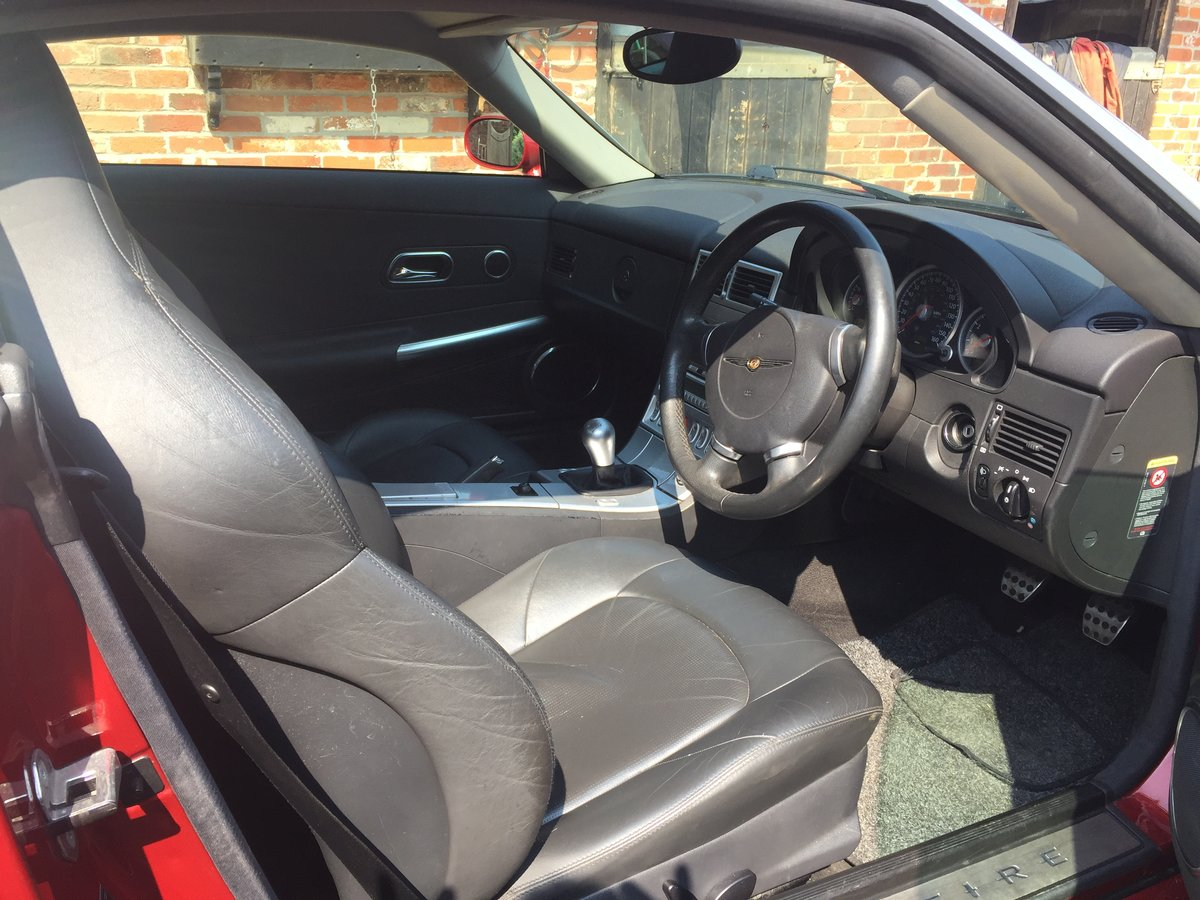 2004 Chrysler Crossfire  For Sale (picture 4 of 5)