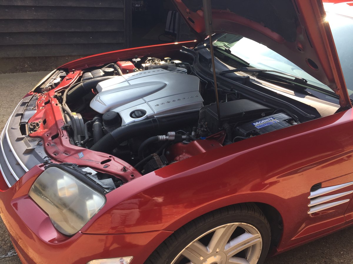2004 Chrysler Crossfire  For Sale (picture 5 of 5)