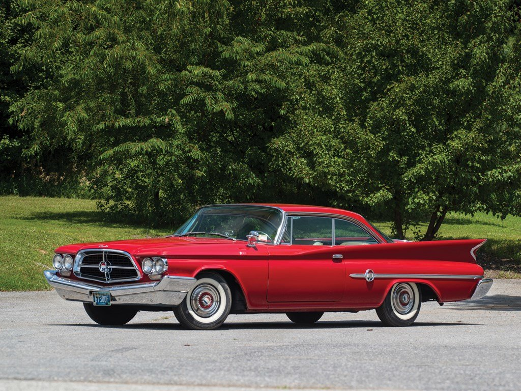 1960 Chrysler 300F Coupe  For Sale by Auction (picture 1 of 6)