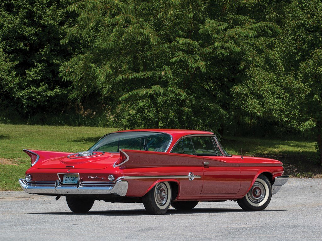 1960 Chrysler 300F Coupe  For Sale by Auction (picture 2 of 6)