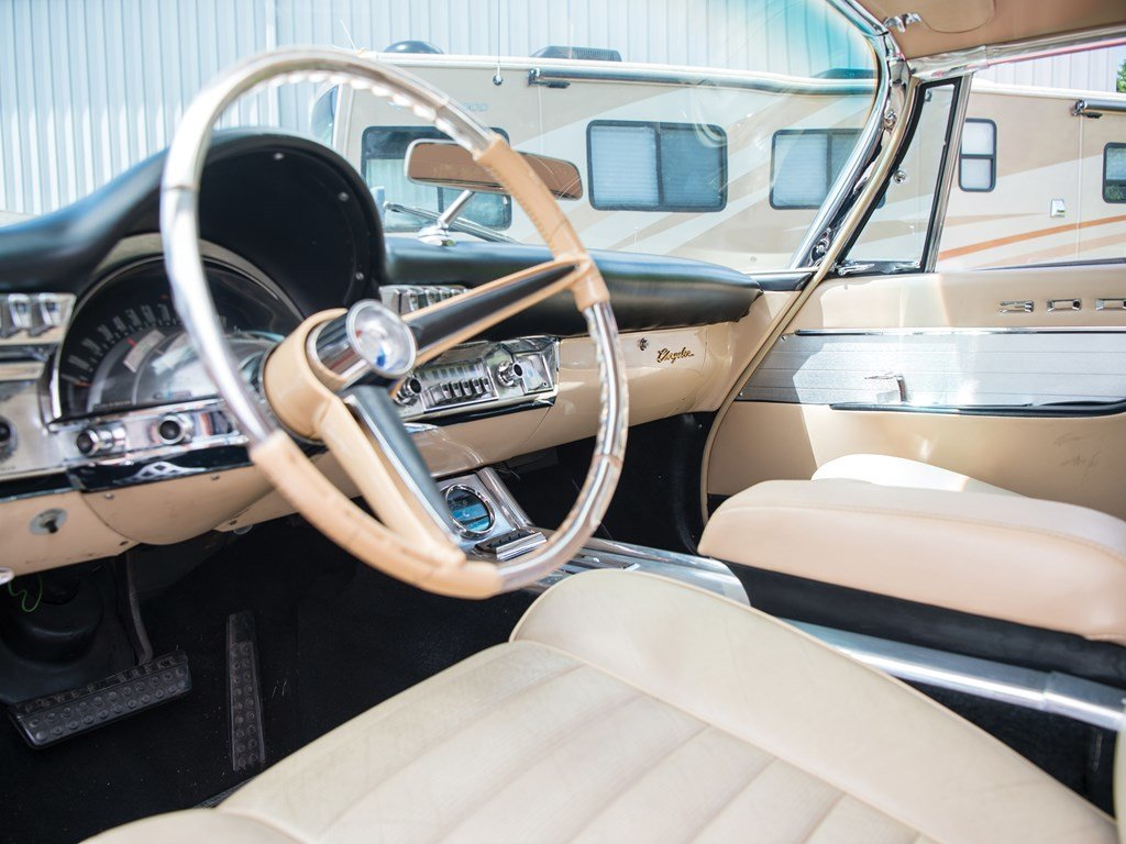 1960 Chrysler 300F Coupe  For Sale by Auction (picture 4 of 6)