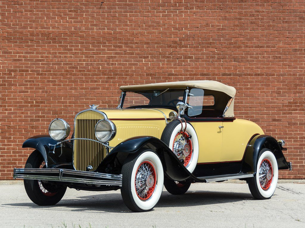 1929 Chrysler Model 75 Roadster  For Sale by Auction (picture 1 of 6)