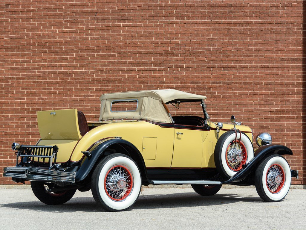 1929 Chrysler Model 75 Roadster  For Sale by Auction (picture 2 of 6)