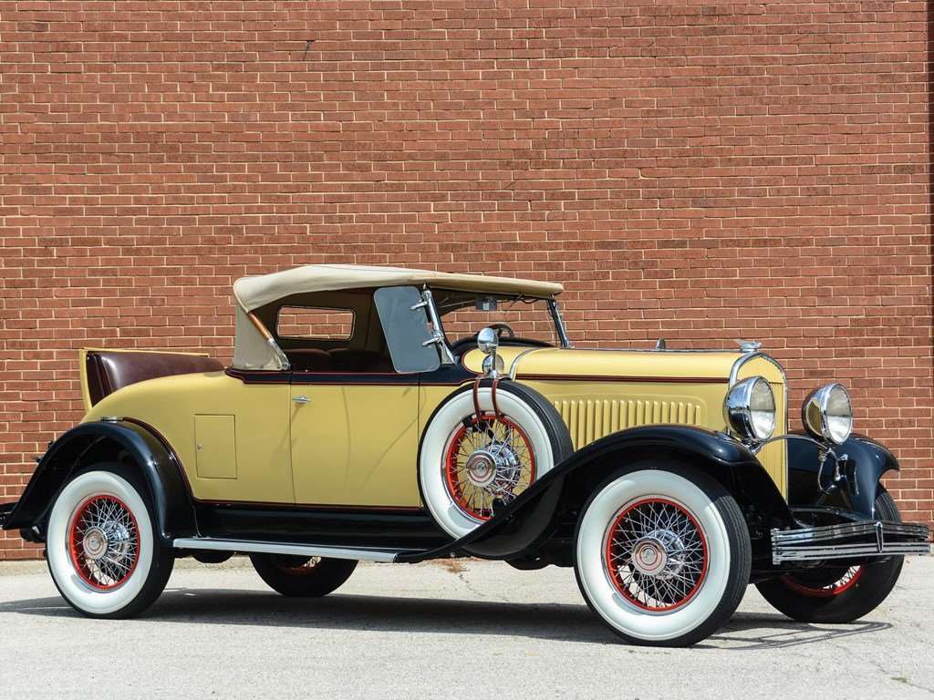 1929 Chrysler Model 75 Roadster  For Sale by Auction (picture 6 of 6)