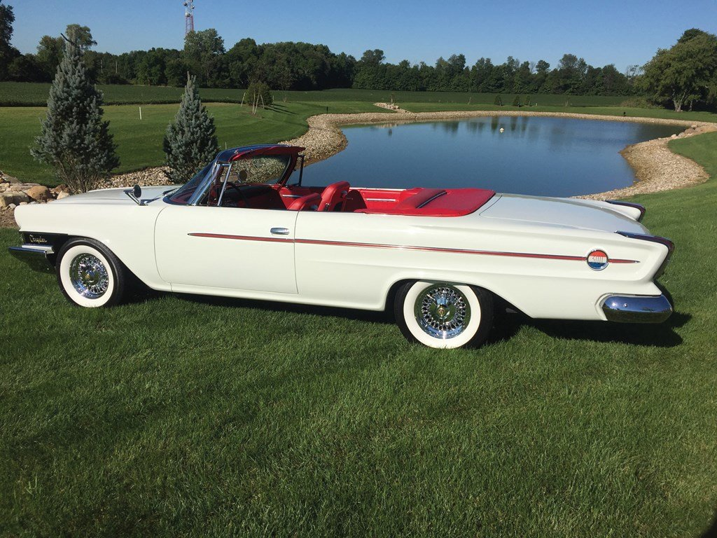 1962 Chrysler 300 Convertible  For Sale by Auction (picture 2 of 6)