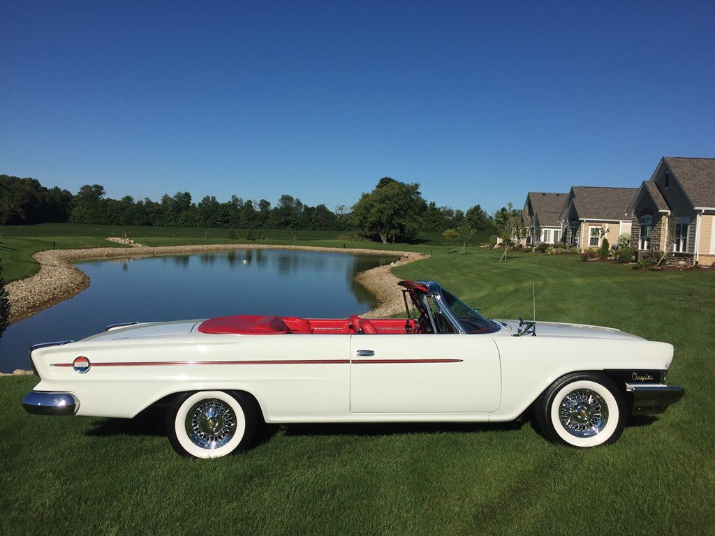 1962 Chrysler 300 Convertible  For Sale by Auction (picture 4 of 6)