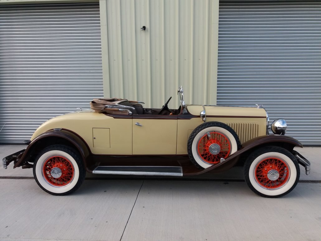 1929 Chrysler 75 Roadster For Sale (picture 1 of 4)