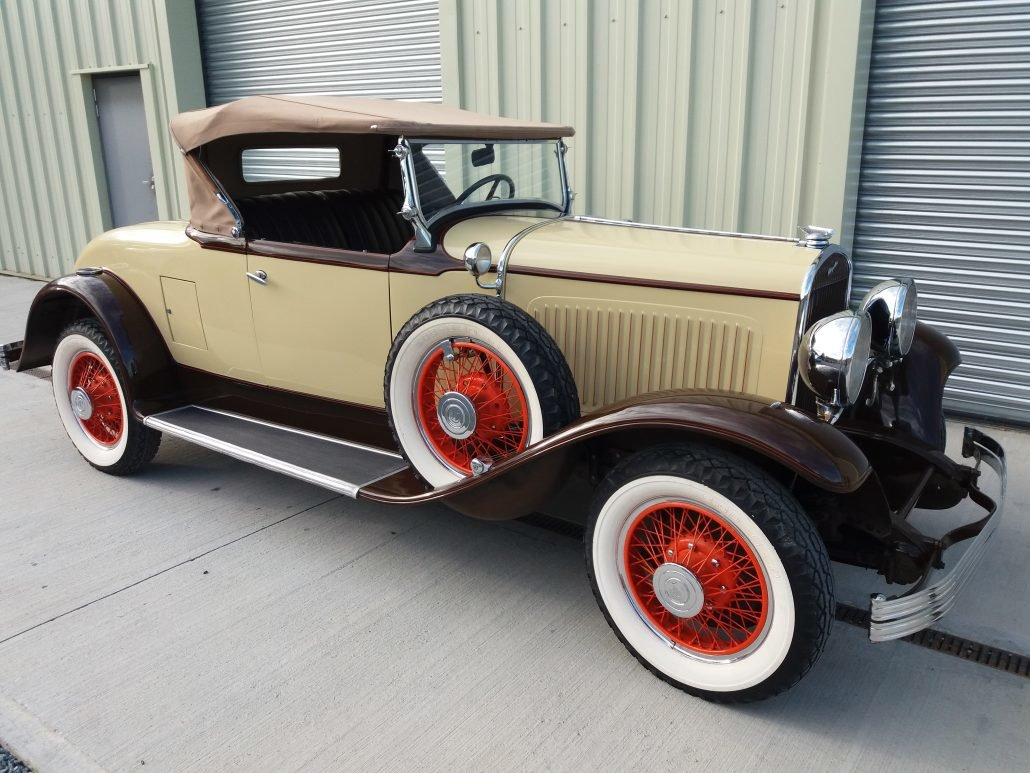 1929 Chrysler 75 Roadster For Sale (picture 2 of 4)
