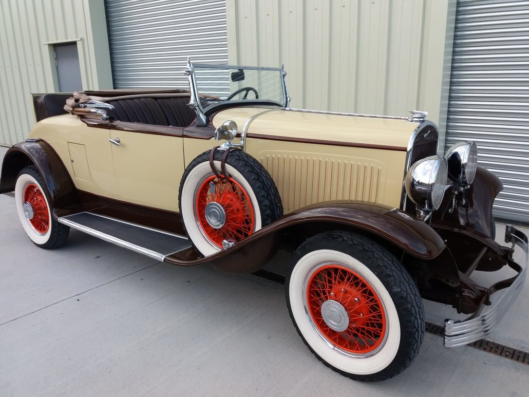 1929 Chrysler 75 Roadster For Sale (picture 3 of 4)
