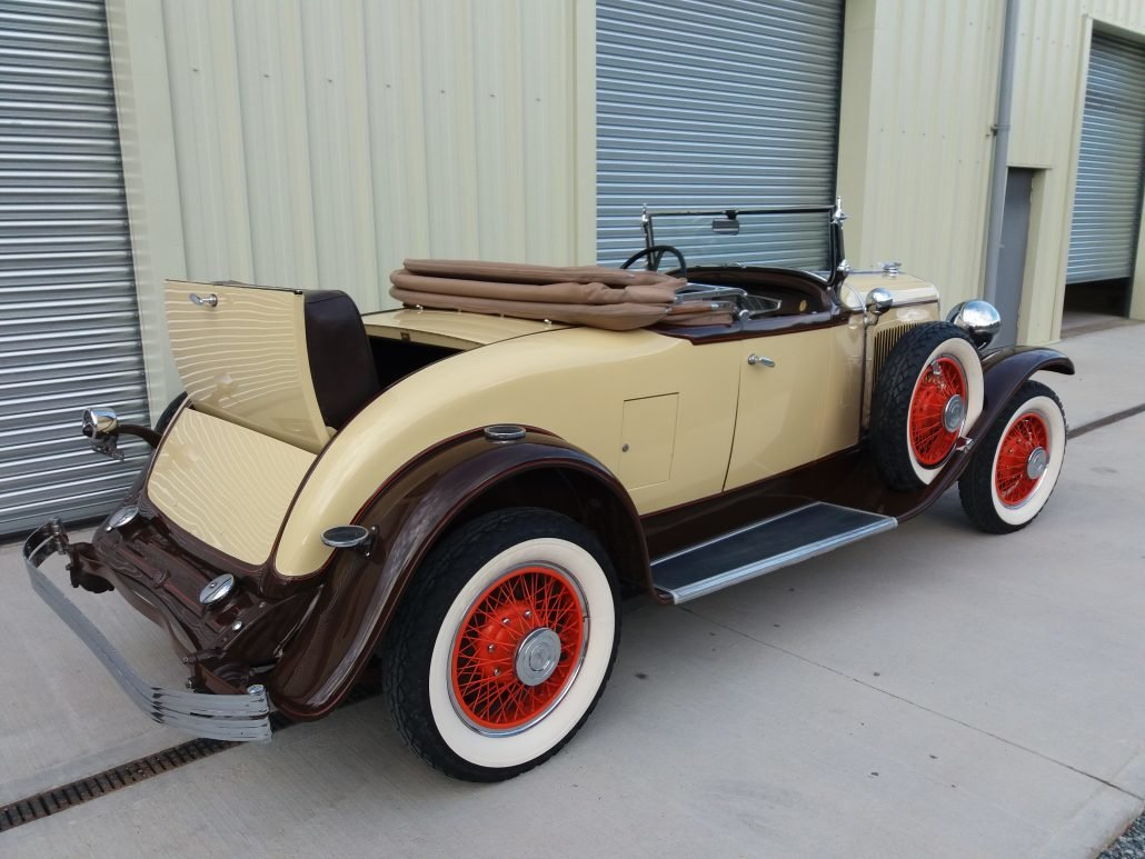 1929 Chrysler 75 Roadster For Sale (picture 4 of 4)