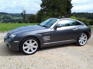 2005 Chrysler Crossfire Coupe very low mileage