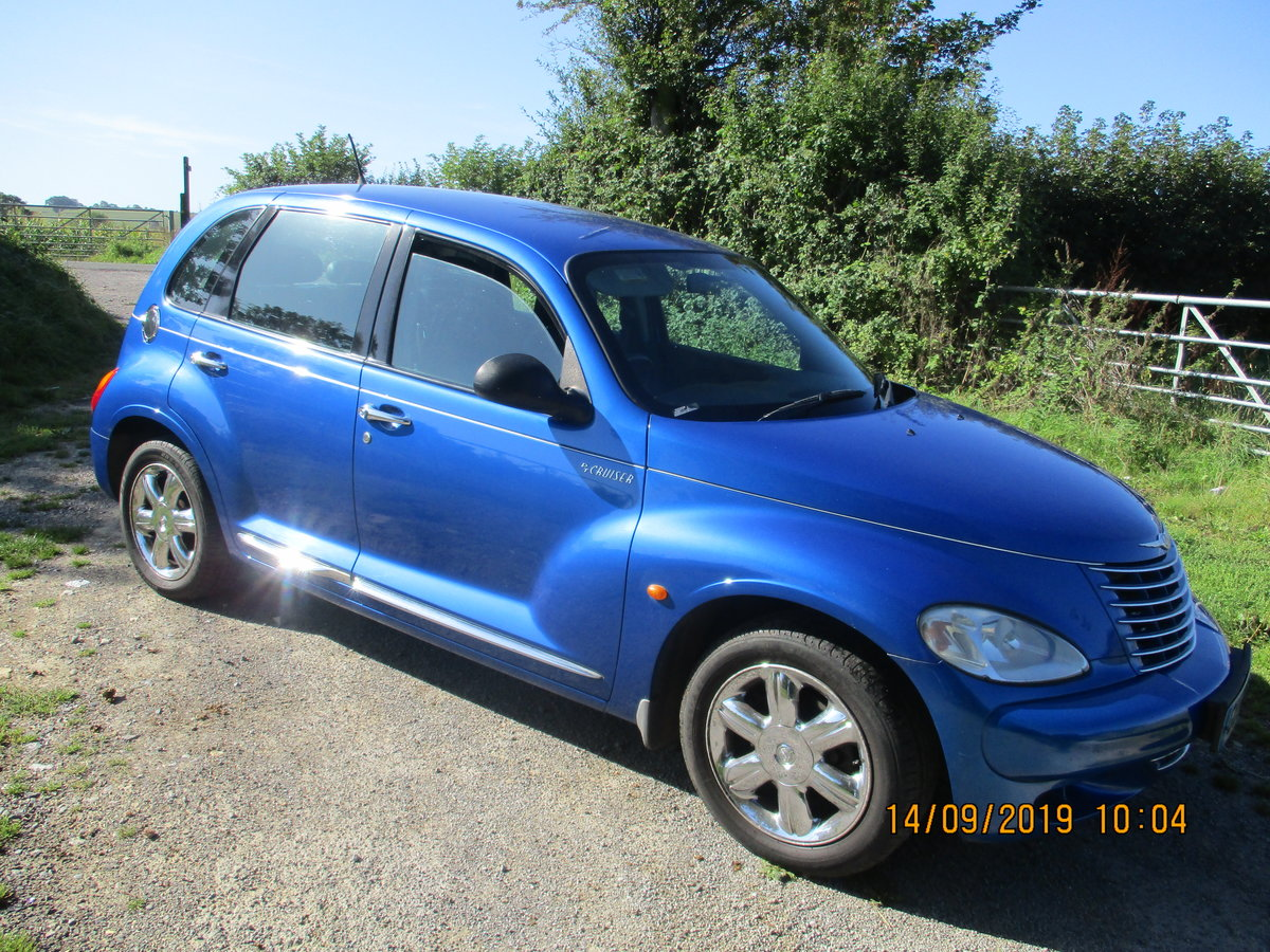 2004 Chrysler PT Cruiser THE MARMITE CAR For Sale (picture 1 of 6)