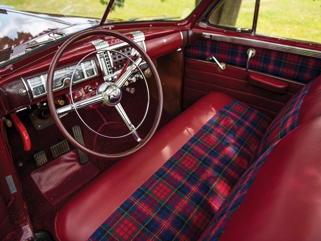 1947 Chrysler Windsor Highlander Convertible  For Sale by Auction (picture 4 of 6)