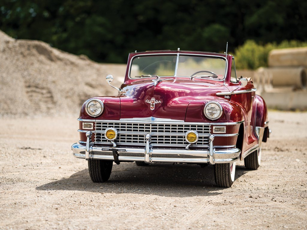 1947 Chrysler Windsor Highlander Convertible  For Sale by Auction (picture 6 of 6)