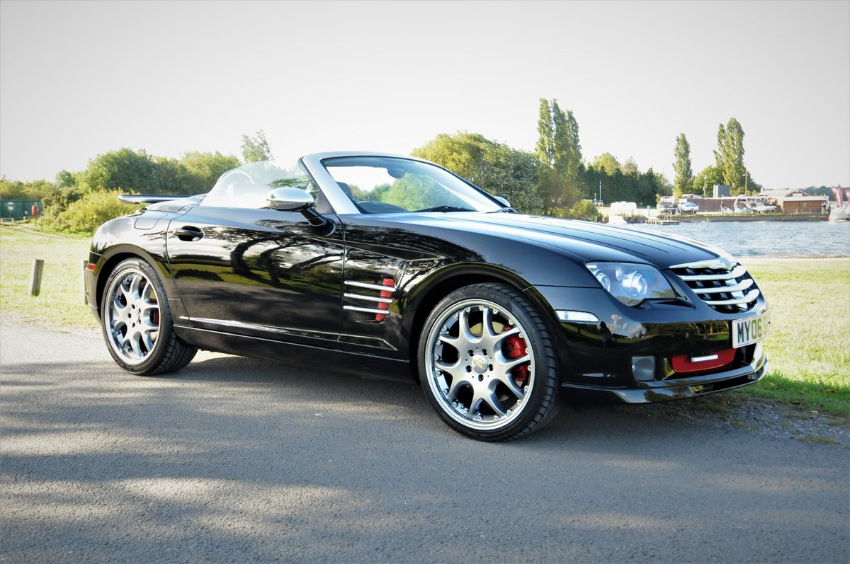 2006 Crossfire SRT6 Rare  For Sale (picture 1 of 6)
