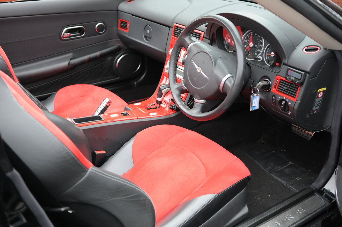 2006 Crossfire SRT6 Rare  For Sale (picture 3 of 6)
