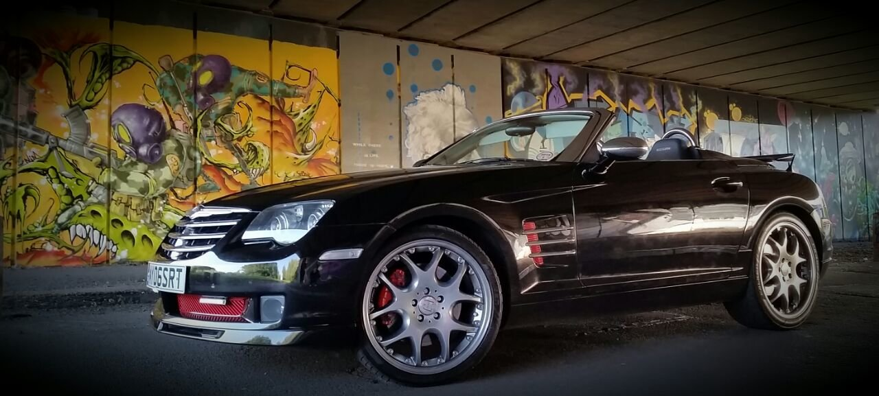 2006 Crossfire SRT6 Rare  For Sale (picture 6 of 6)