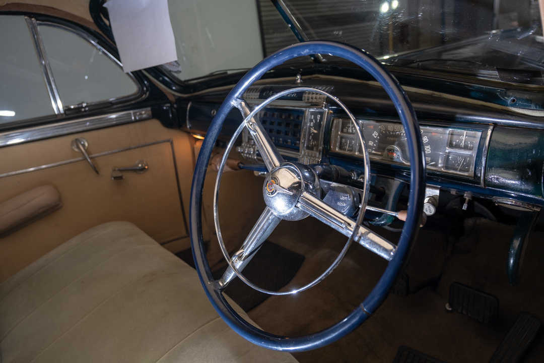1946 Chrysler Windsor For Sale (picture 4 of 6)