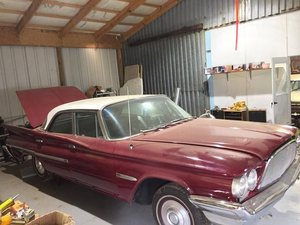 1960 Chrysler Windsor (Waynesville, OH) $17,500 obo