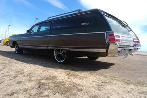 1973 Chrysler Town and country 440 BB