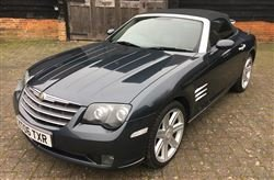2006 Crossfire 3.2 Convertible - Tuesday 10th December 2019 For Sale by Auction
