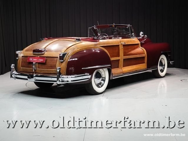 1948 Chrysler Town and Country 2 door Convertible '48 For Sale (picture 2 of 6)