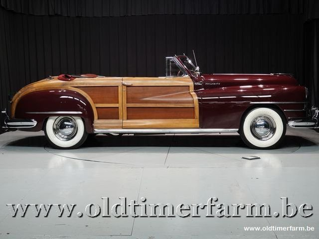 1948 Chrysler Town and Country 2 door Convertible '48 For Sale (picture 3 of 6)