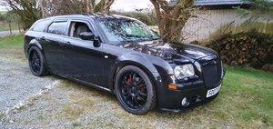 2007 07 Chrysler 300C 3.5 V6 Petrol Auto Estate 98k FSH Sat Nav