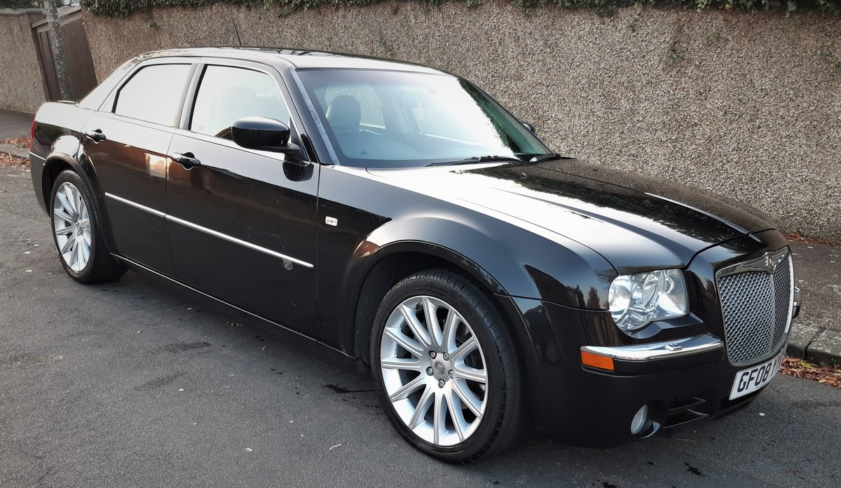 2008 chrysler 300c diesel auto saloon fsh 6 months warranty  For Sale (picture 2 of 6)
