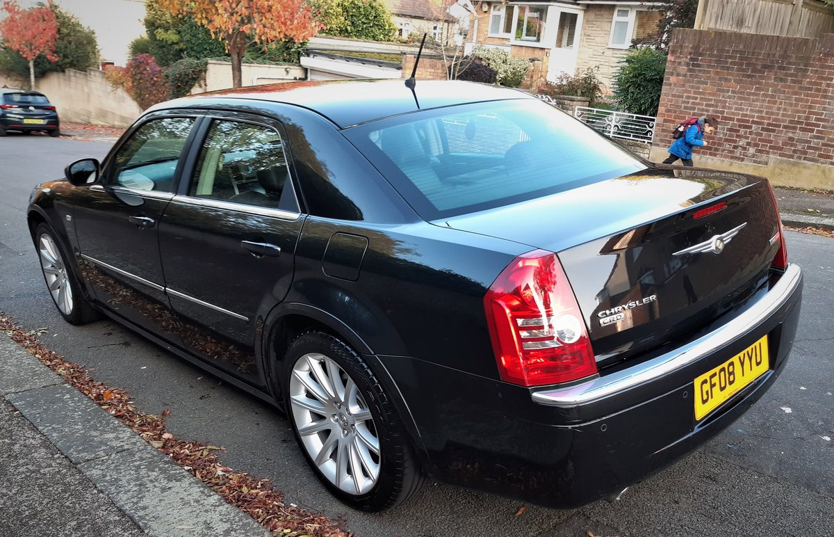 2008 chrysler 300c diesel auto saloon fsh 6 months warranty  For Sale (picture 4 of 6)