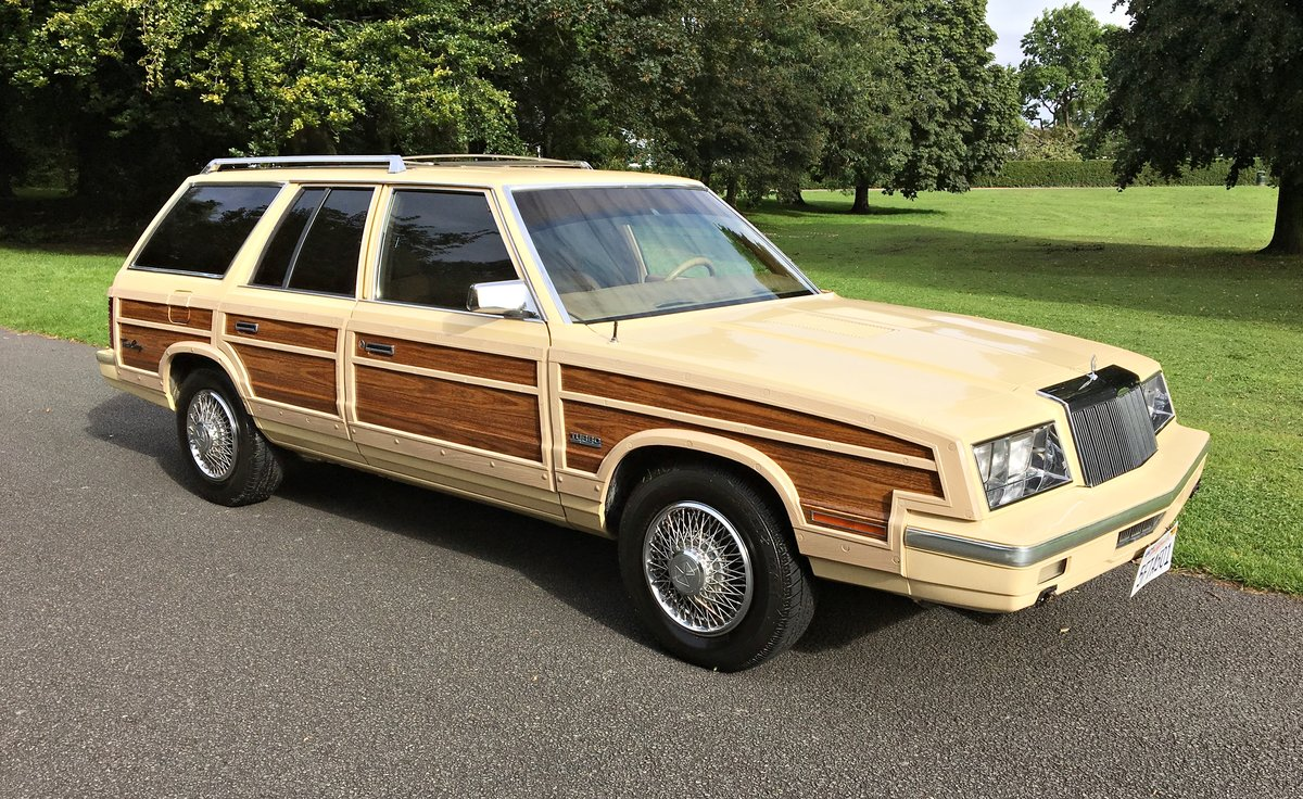 1985 Chrysler Le Baron. PREVIOUSLY OWNED BY MR FRANK SINATRA For Sale (picture 2 of 6)