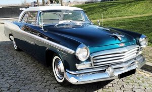 Chrysler Windsor Coupe - 1956