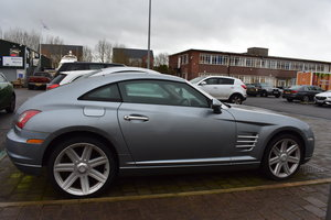Lot 27 - A 2003 Chrysler Crossfire Coupé SOLD by Auction