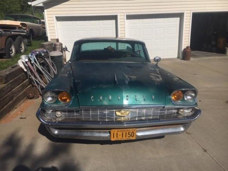 1958 Chrysler Saratoga 4DR HT For Sale (picture 3 of 6)