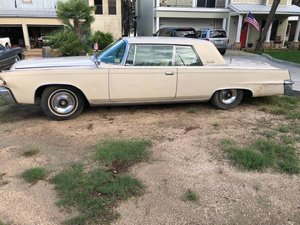 1965 Chrysler Imperial Crown Coupe Project $4.5k usd For Sale