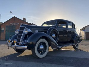 1935 Chrysler Airstream Six - 60.000 km special