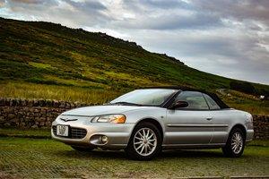 2002 Chrysler Sebring LX 2.7 V6