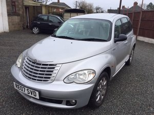 2007 Chrysler PT Cruiser For Sale by Auction