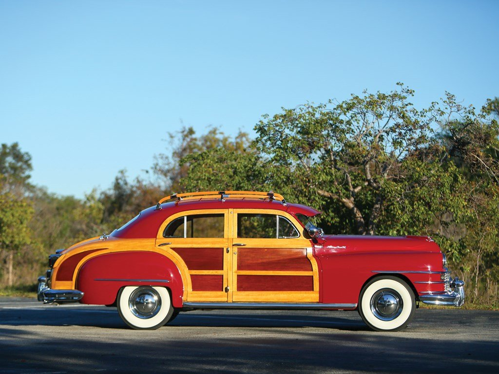 1947 Chrysler Town and Country Sedan  For Sale by Auction (picture 5 of 6)