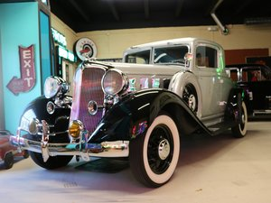 1933 Chrysler CO Rumble Seat Coupe