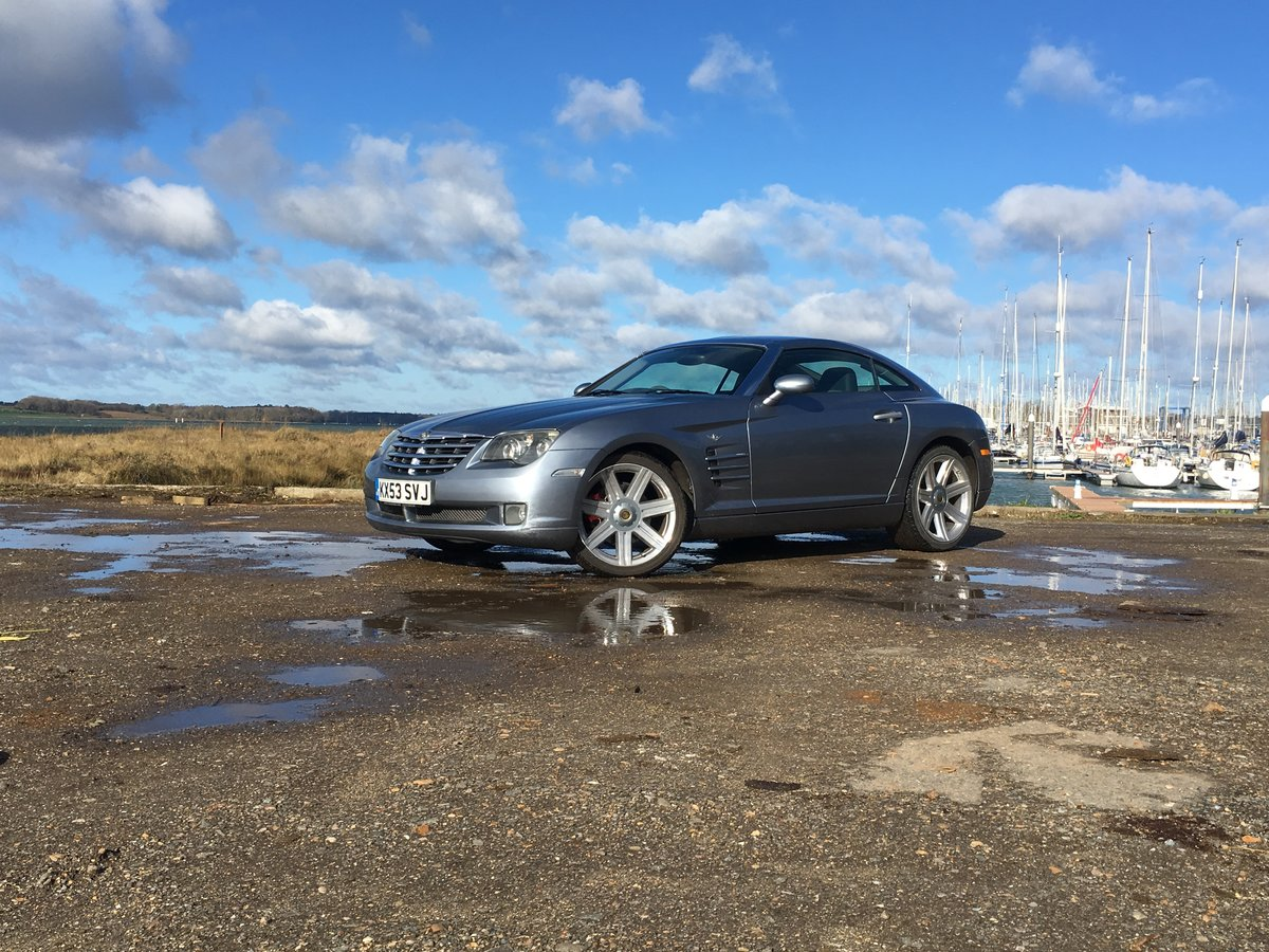 2003 Chrysler Crossfire Coupé Auto For Sale (picture 2 of 5)