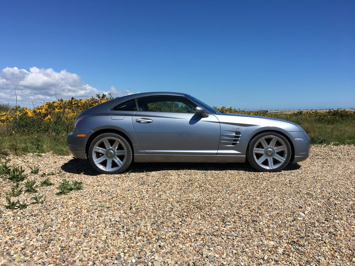 2003 Chrysler Crossfire Coupé Auto For Sale (picture 4 of 5)