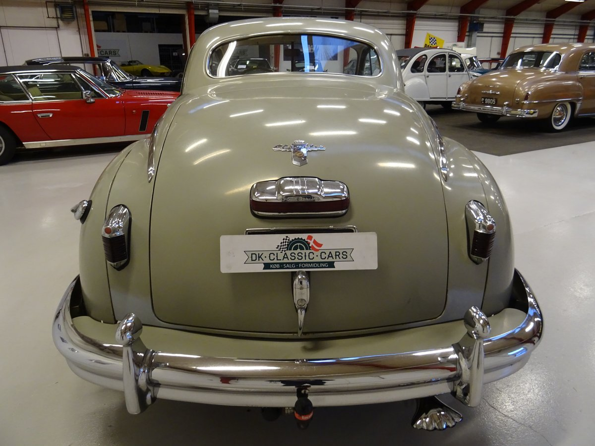 1948 All original never restored - documented ownership from new For Sale (picture 5 of 24)