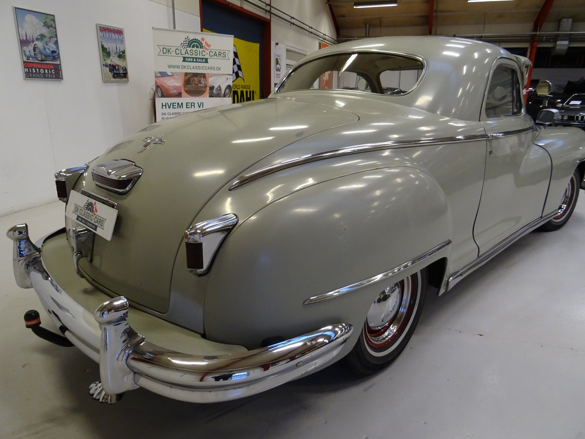 1948 All original never restored - documented ownership from new For Sale (picture 6 of 24)