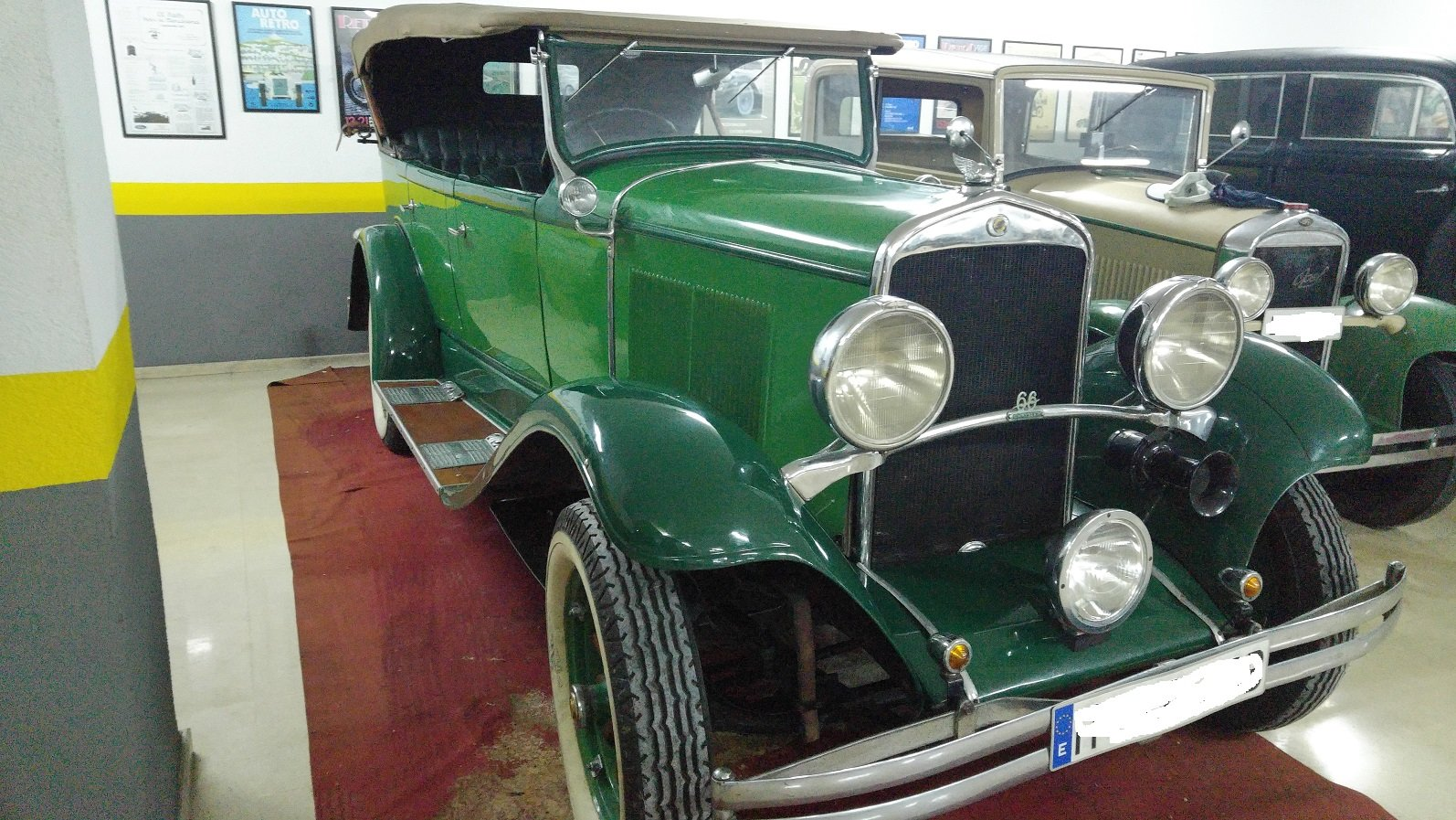 1929 Chrysler 66 convertible  For Sale (picture 2 of 6)